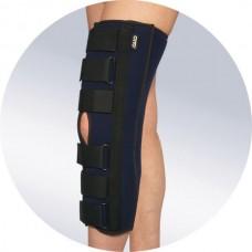 Тутор на коленный сустав, разъемный, трехпанельный